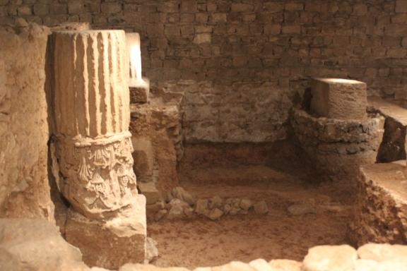 The Roman City