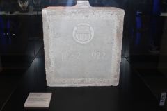 The First Stone of Camp Nou